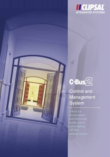 C-Bus2 Control and Management System