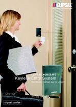 Clipsal Homesafe Keyless Entry System