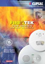 Firetek 755 Series Smoke Alarms