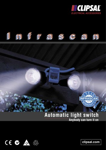 Infrascan Automatic Light Switch