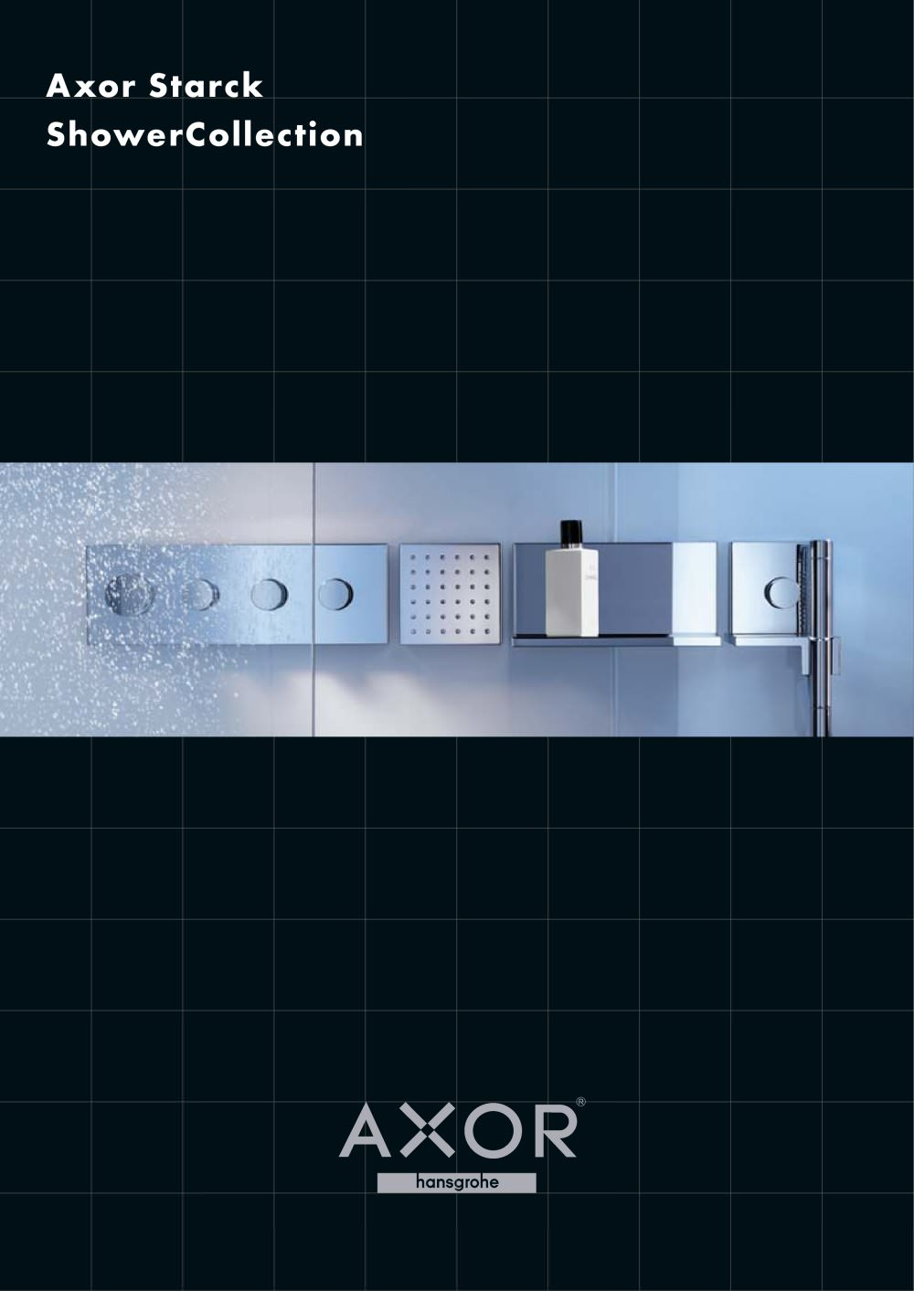 SHOWER COLLECTION - Axor - PDF Catalogues | Documentation | Brochures