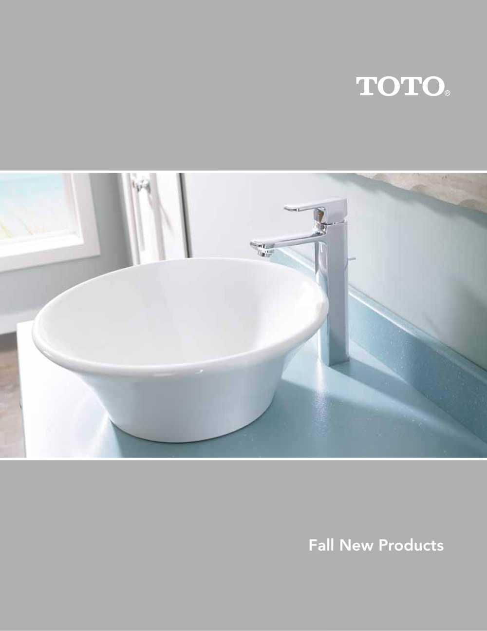 Fall New Products - Toto - PDF Catalogues | Documentation | Brochures