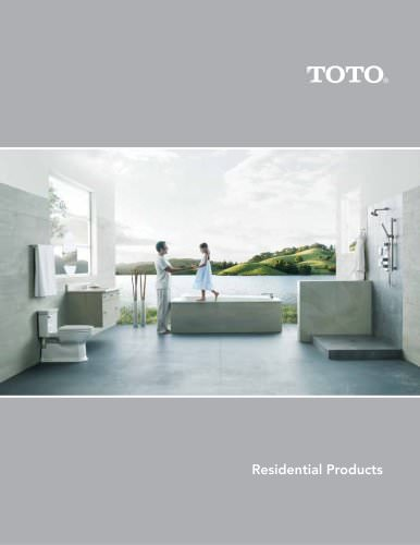 RESIDENTIAL PRODUCTS BROCHURE