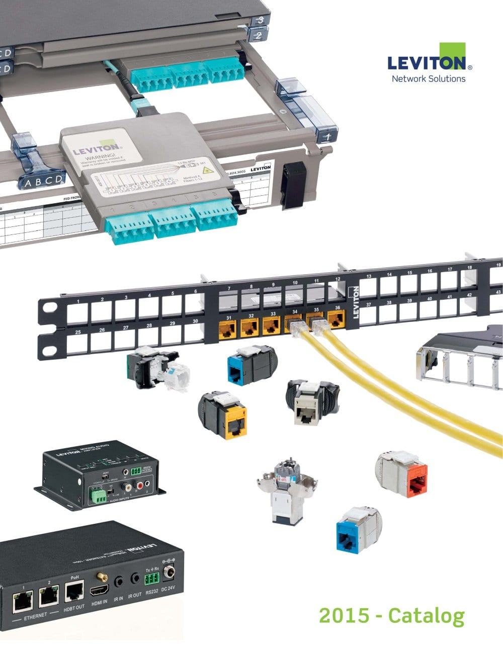 Catalog - Network Solutions 2015 - LEVITON Lighting - PDF Catalogues ...