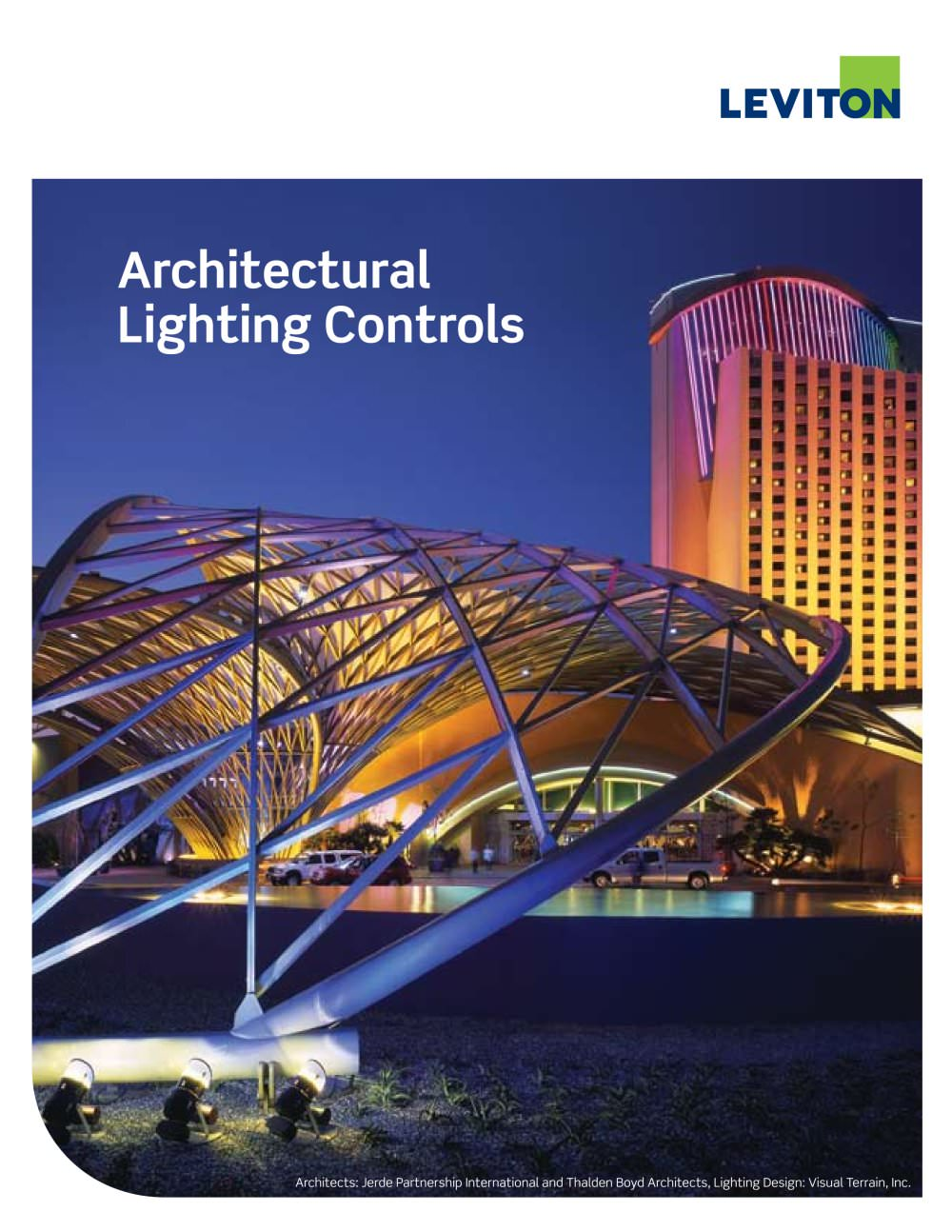 Commercial Architectural Lighting Controls Catalog - 1 / 21 Pages  sc 1 st  Catalogues Archiexpo & Commercial Architectural Lighting Controls Catalog - LEVITON ...