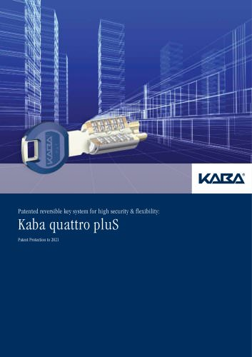 quattro pluS Brochure