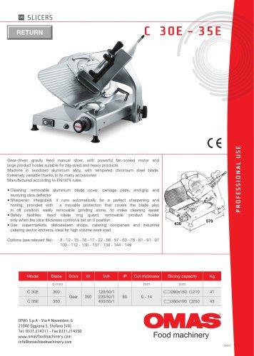 C 30E / C 35E