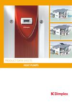 HIGH-TEMPERATURE BRINE-TO-WATER HEAT PUMP