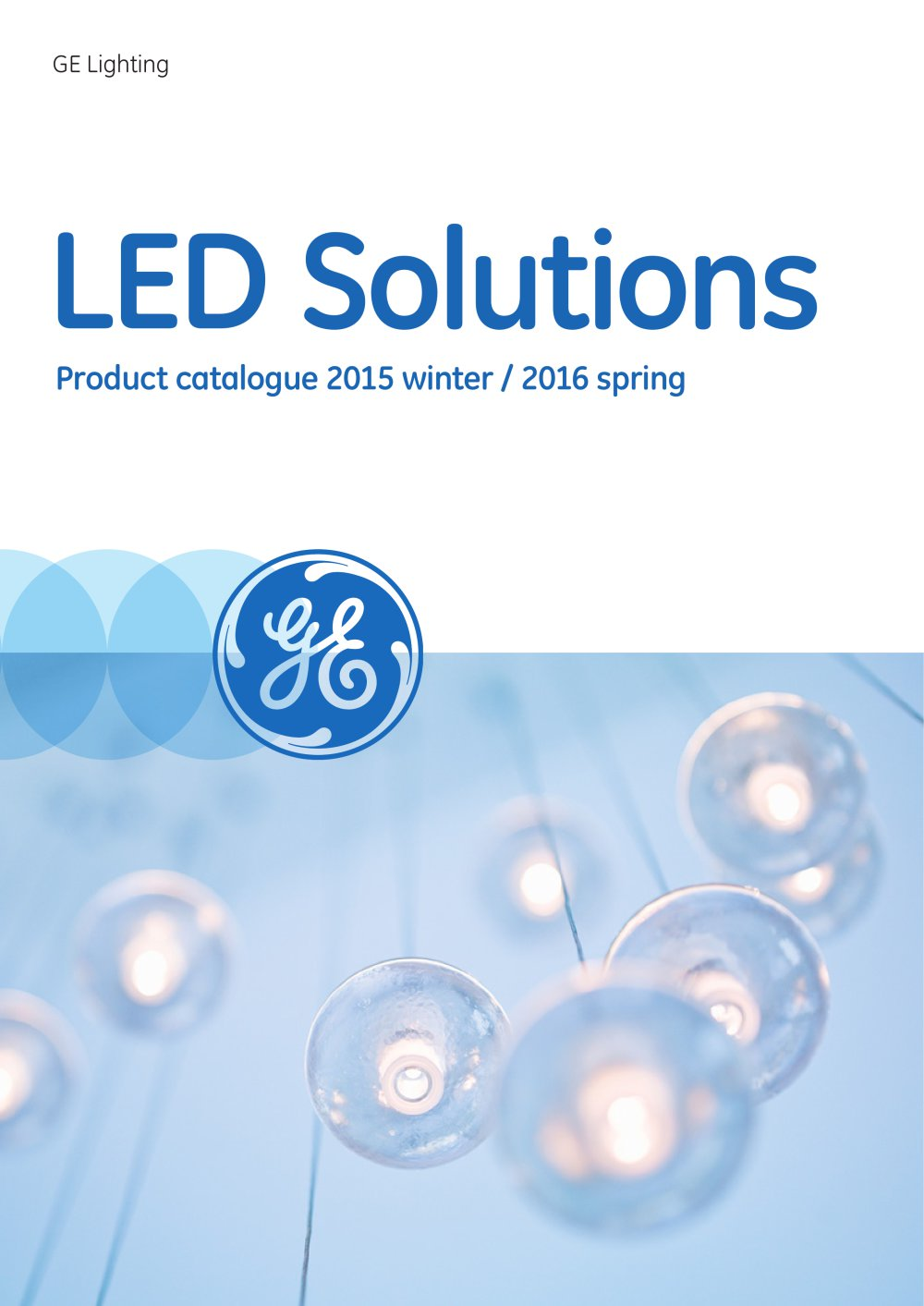 LED Solutions Product catalogue 2015 winter / 2016 spring - 1 / 11 Pages  sc 1 st  Catalogues Archiexpo & LED Solutions Product catalogue 2015 winter / 2016 spring - GE ... azcodes.com