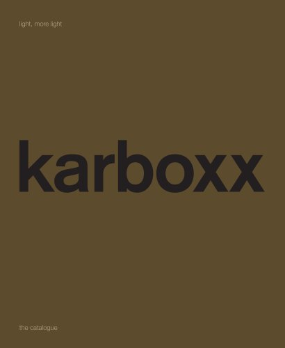 karboxx catalogue 2011