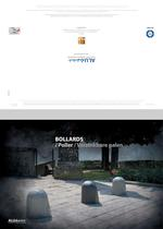 Sabaudo Collection: Bollards