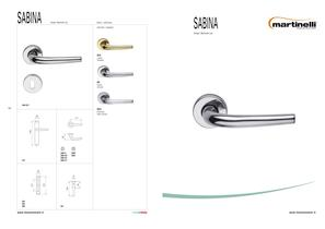 Handles/contemporary:Sabina
