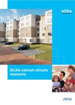 SILKA calcium silicate elements