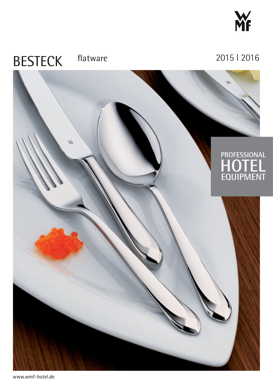 BESTECK flatware - WMF - PDF Catalogues | Documentation | Brochures | {Besteck 31}