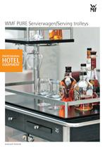 WMF PURE Servierwagen/Serving trolleys