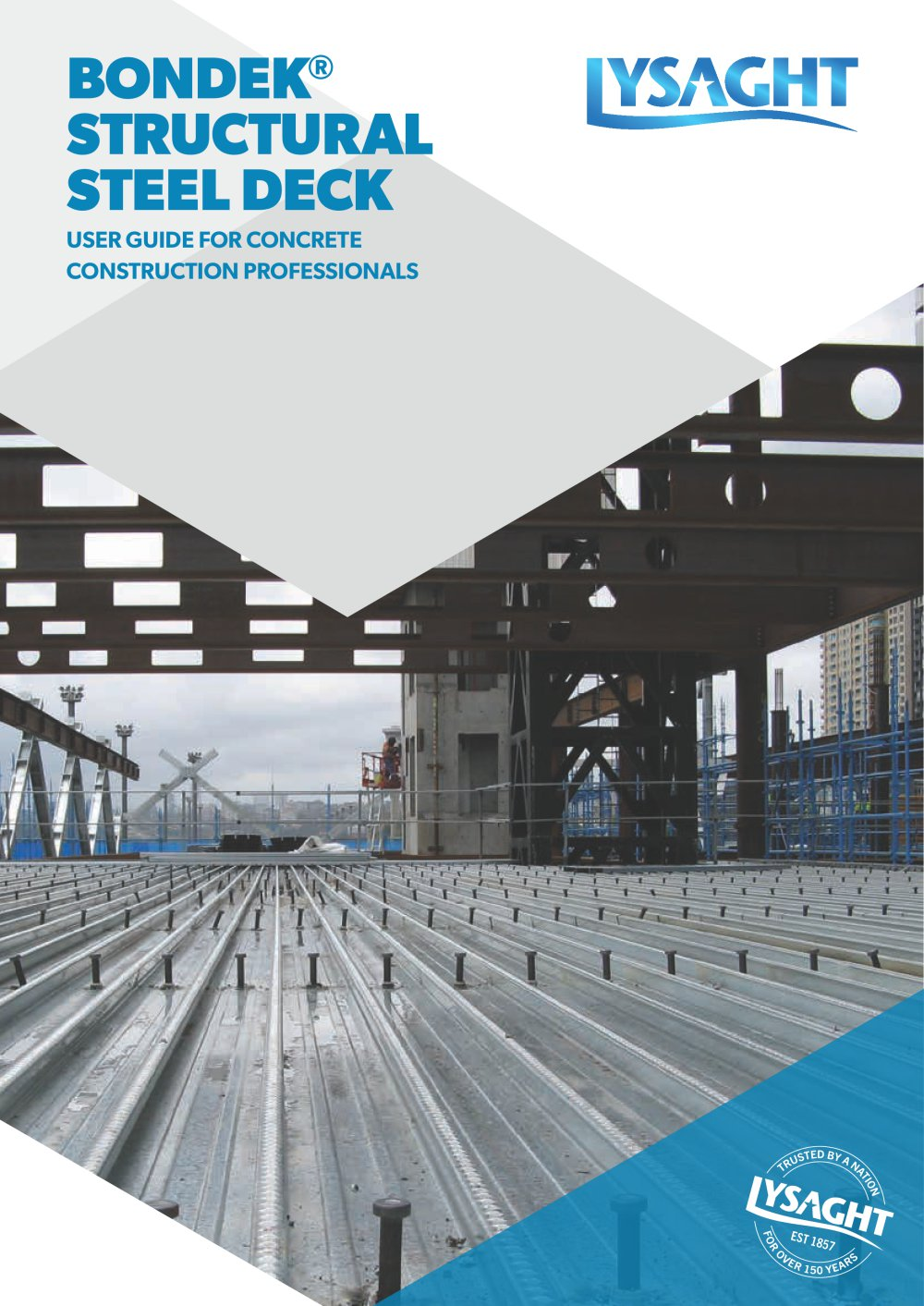 bondek bluescope steel pdf catalogues documentation brochures rh pdf archiexpo com Structural Insulated Panel Finished Ceiling Vaulted Ceiling Beams