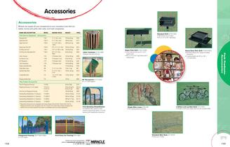 Catalogue 2008 Accessories