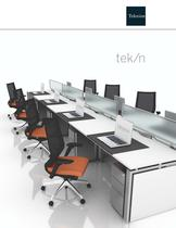 Desking Systems:tek/n