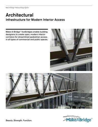 Make-A-Bridge Architectural Bridge EN