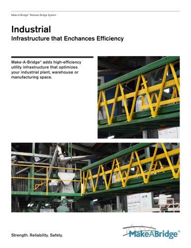 Make-A-Bridge® Modular Bridge - Industrial