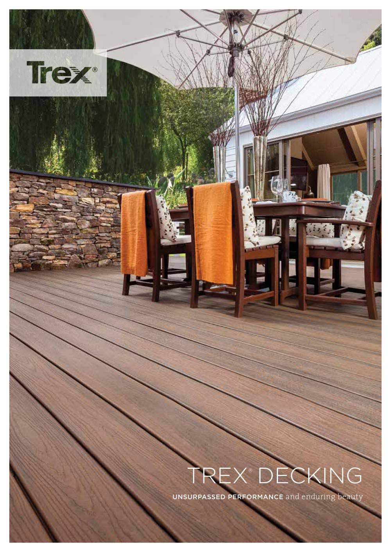 Trex decking trex inc pdf catalogues documentation brochures trex decking 1 20 pages nvjuhfo Gallery