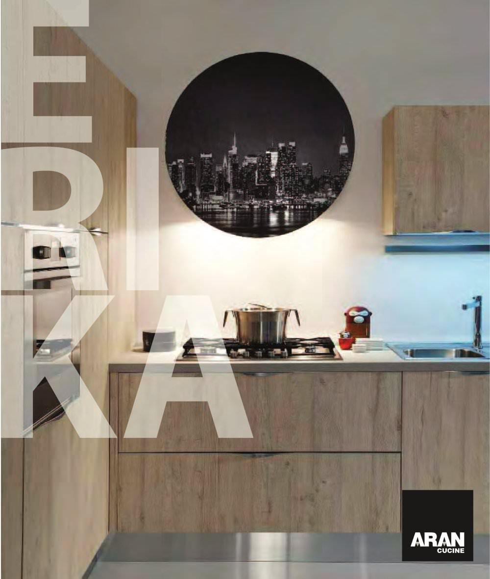 Erika Aran Cucine Pdf Catalogues Documentation Brochures # Muebles Farbton