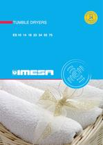 TUMBLE DRYERS SERIE ES