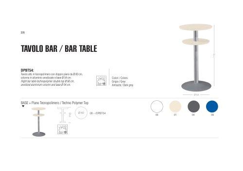 Tavolo Bar