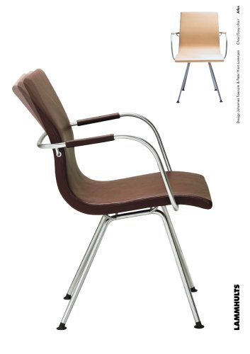 Atlas Chair Catalogue