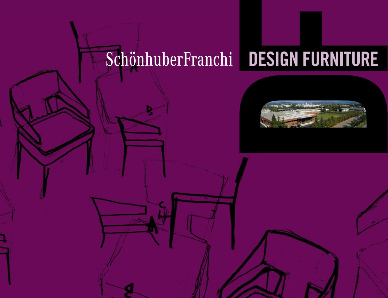 design furniture - schoenhuber franchi - pdf catalogues