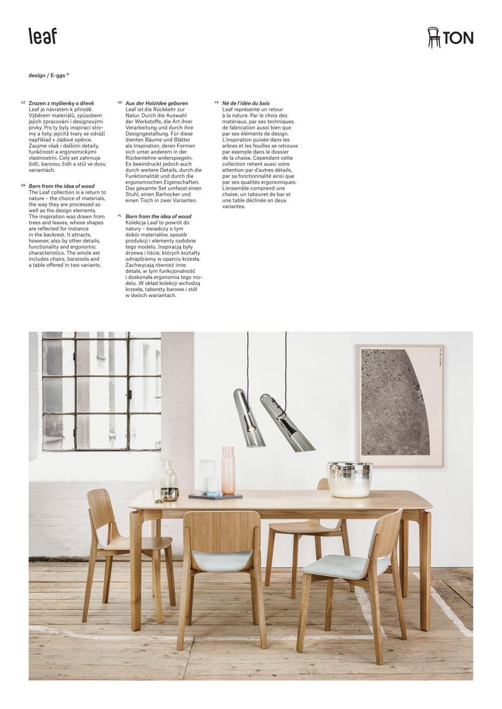 Leaf Barstool With Backrest   1 / 4 Pages