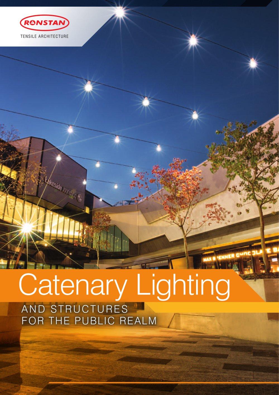 Catenary Lighting - 1 / 76 Pages & Catenary Lighting - RONSTAN - PDF Catalogues   Documentation ... azcodes.com