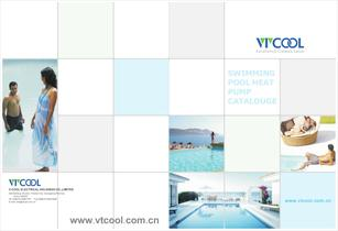 V-COOL Catalouge 2010 Collection ( Swimming Pool Heat Pump Catalouge )