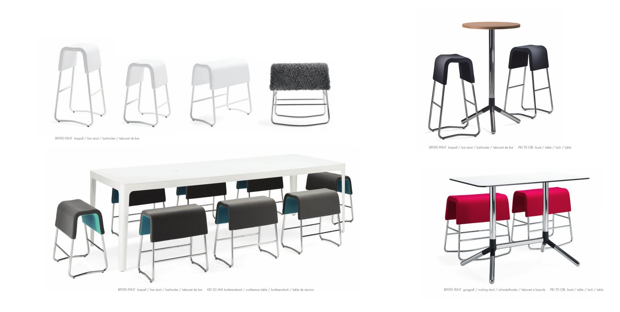 CHAIRS & BAR STOOLS:plint - MATERIA - PDF Catalogues | Documentation ...