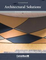 Wall Panel Brochure