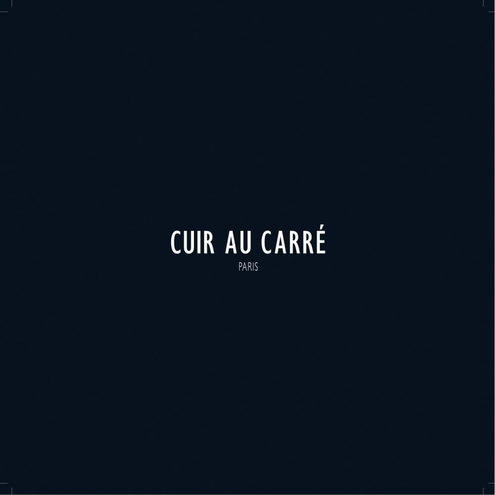 Brochure Cuir au Carré - Cuir au Carré - PDF Catalogues ...