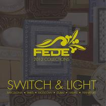 FEDE - GENERAL CATALOGUE 2013