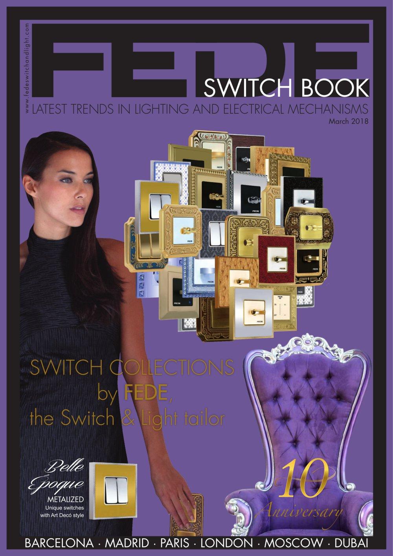 Switch Light 2018 Fede Barcelona Pdf Catalogs Documentation