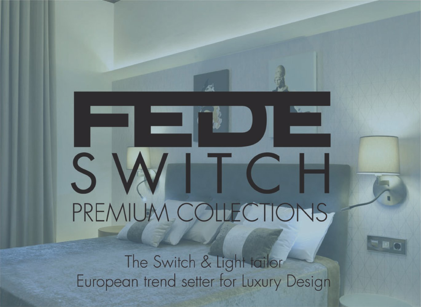 Fede Design switch premium collections fede barcelona pdf catalogues