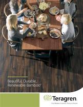 Teragren Bamboo Flooring cataog 2012 Feb
