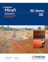 TenCate Mirafi® RS580i - Base Reinforcement & Subgrade Stabilization