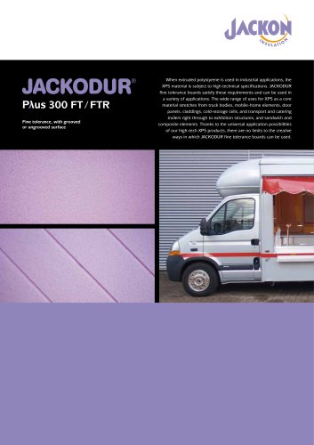 JACKODUR Plus 300 FT FTR