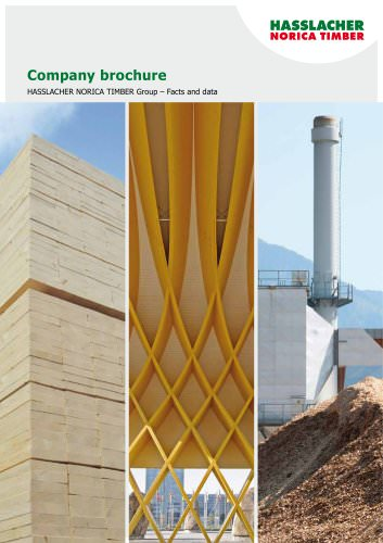 HASSLACHER NORICA TIMBER image brochure
