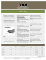 Protectoboard Brochure