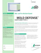 Mold Defense Shaftliner TX