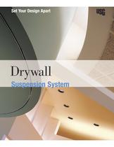 Drywall Suspension System