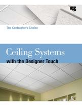 Retail Ceilings Systems Catalog