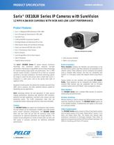 Sarix IXE10LW Series Camera w/SureVision