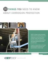 ABOUT CORROSION PROTECTION