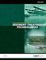 SEDIMENT TREATMENT TECHNOLOGIES